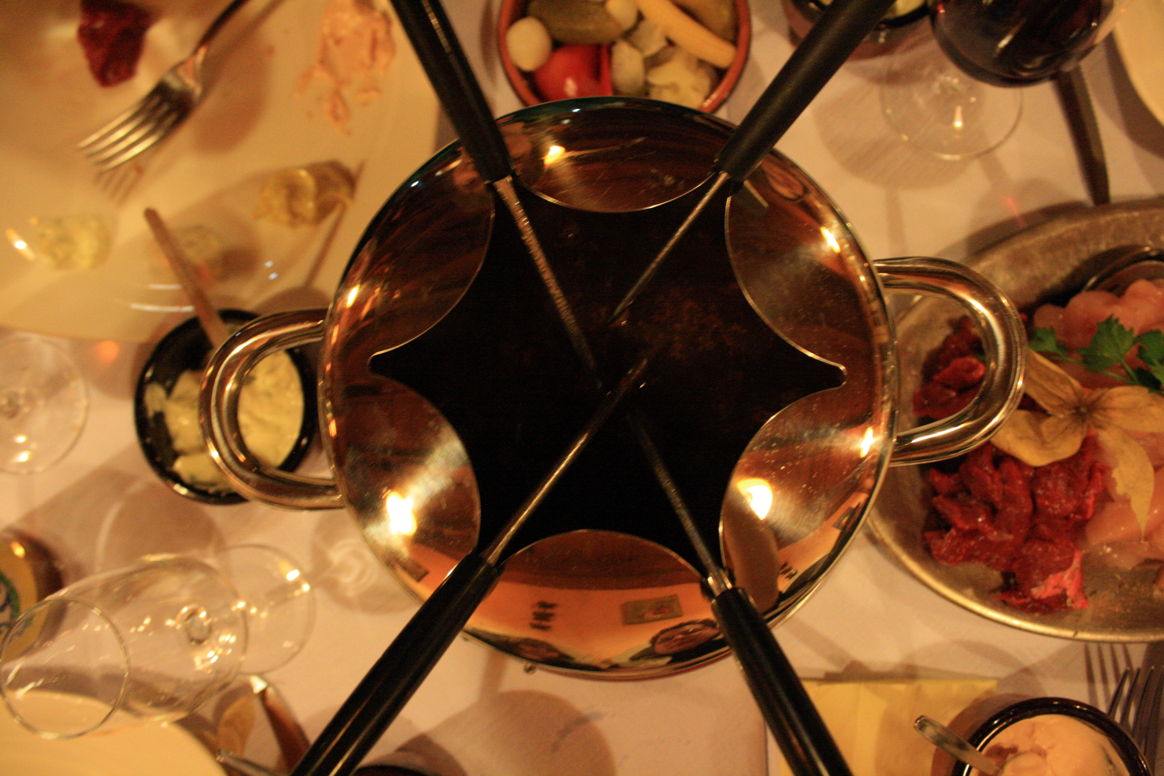 fondue bourguignonne leranch